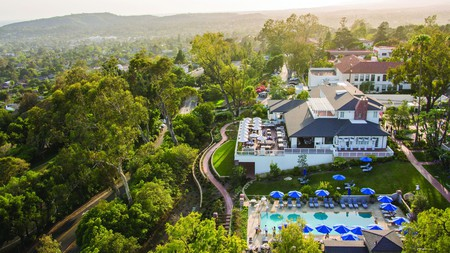 California's varied hotels match the diversity of the landscape