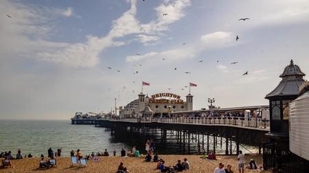 Brighton is a vibrant city where the irregular is regular