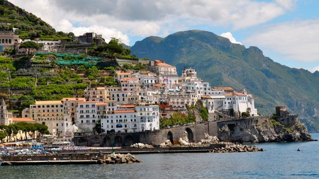 The Hotel Luna Convento in Amalfi has a host of amenities and picturesque views