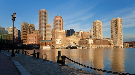 Blissful Boston