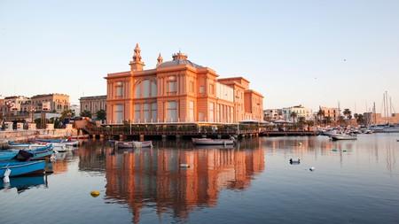 Be sure to visit the impressive Teatro Margherita