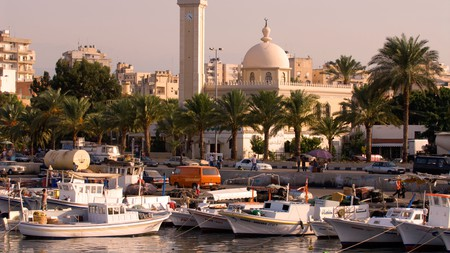 Enjoy typical Lebanese mezze, falafel and coffee at some of Tripoli's excellent restaurants