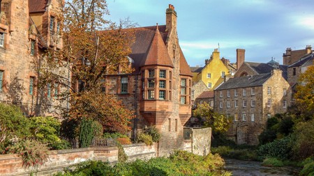 Find a place to stay that hints at fairytales and castles in the historic city of Edinburgh