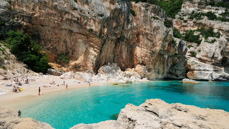Cala Mariolu, Golfo di Orosei, Sardinia