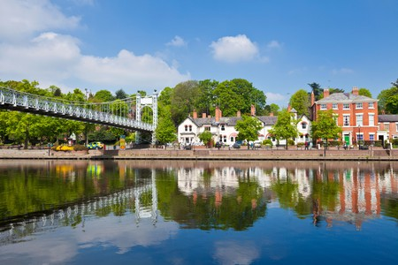 Find an aura of tranquility in Chester