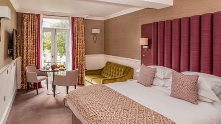 Indulge in a weekend away at one of Harrogate's boutique hotels