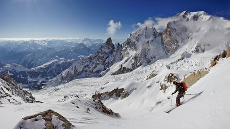 Haute Savoie, Chamonix Mont Blanc