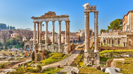 The kid-friendly city of Rome has spacious accommodation options for the whole family