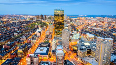 Leave the car at your hotel and explore the wonders of Boston on foot