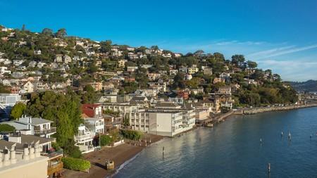 CHARMING SAUSALITO IS JUST MINUTES NORTH OF SAN FRANCISCO