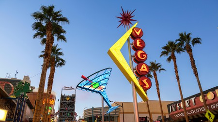 Make sure to visit Fremont Street when you visit Las Vegas in Nevada