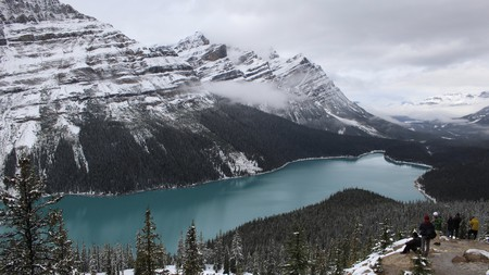 Find out where to stay while exploring the glorious landscapes around Banff