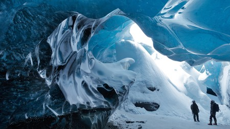 Exploring Iceland's ice caves should be near the top of your to-do list