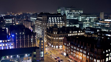 Somewhere in Manchester there's a romantic hotel just waiting for you and your amour