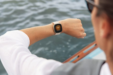 The Fitbit Sense offers a range of measurements to track almost every aspect of your wellbeing