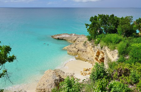 Many villas in Anguilla come with breathtaking views