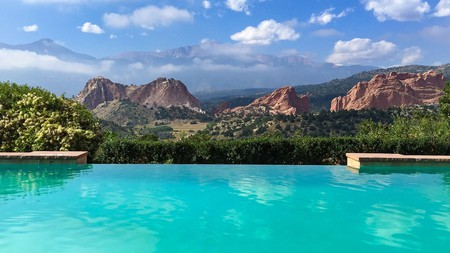 The Garden of the Gods Resort and Club has activities for the entire family, including several pools