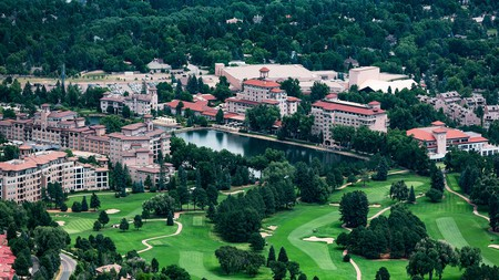 The Broadmoor Resort Hotel, Colorado Springs