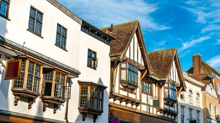 Canterbury is full of old-world charm