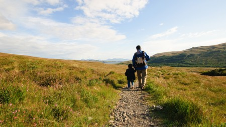 Get the best out of your family time in Scotland