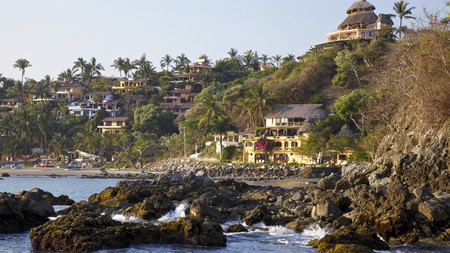 Why not book your post-pandemic vacation in idyllic Sayulita, on the Riviera Nayarit on the west coast of Mexico