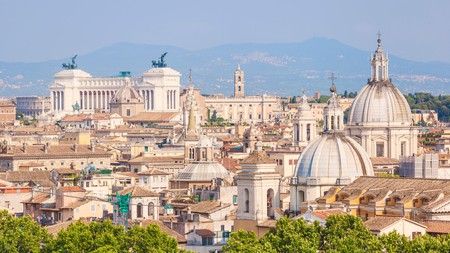 Rome in Italy is also called the Eternal City