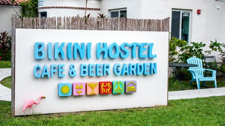 Bikini Hostel offers a fun place to stay in Miami's South Beach without the South Beach prices