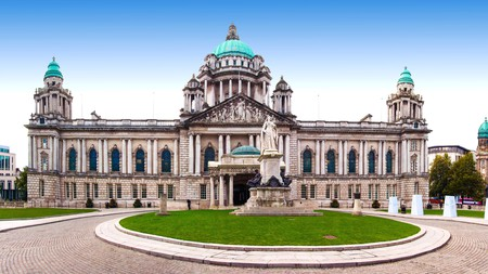 Belfast City Hall is one place you can't miss on a trip to the capital of Northern Ireland