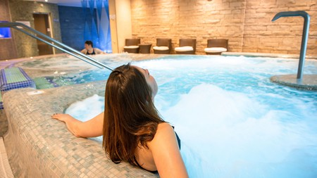 The Old Course Hotel in St Andrews, Scotland, is home to the first Kohler bathing experience outside of America