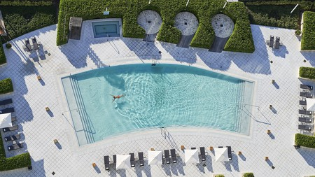 Expect more than a holiday at the sprawling Carillon Miami Wellness Resort