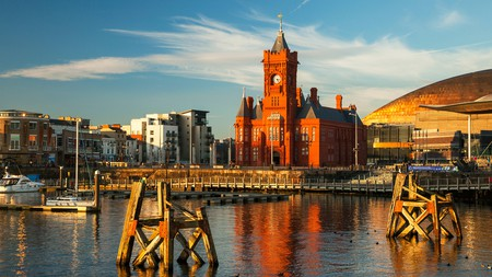 Cardiff Bay is one place you can't miss on a trip to the Welsh capital