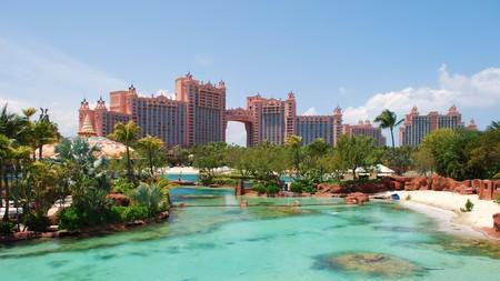 Atlantis hotel in the Bahamas
