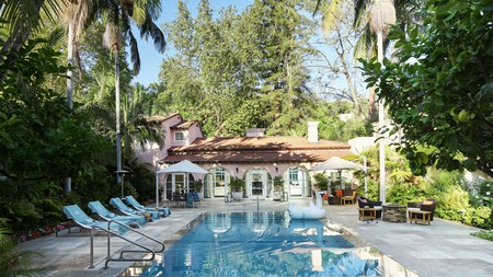 Grace Kelly stayed at Hotel Bel-Air so often, there is now a suite there named after the movie star