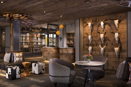 Hotel Terra in Jackson Hole is Wyoming's first LEED Silver-certified accommodation