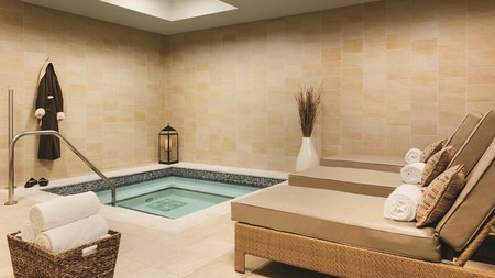 Take a break from the rollercoaster of attractions in Orlando with a spa treatment at a hotel such as the Hyatt Regency