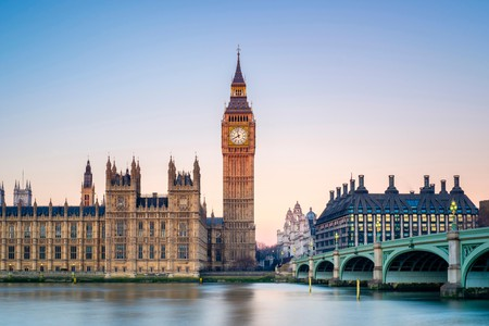 Some hotels in Westminster have incredible views of London's Big Ben