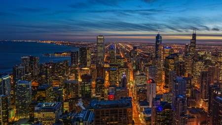 Live the high life in Chicago