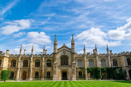 Explore the magnificent university architecture on a trip to Cambridge