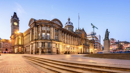 Birmingham is a great place to explore with a loved one
