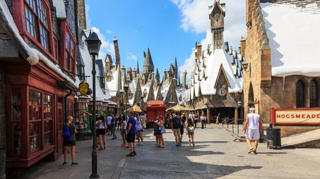 The Wizarding World of Harry Potter is just one of many theme parks to enjoy during your stay in Orlando