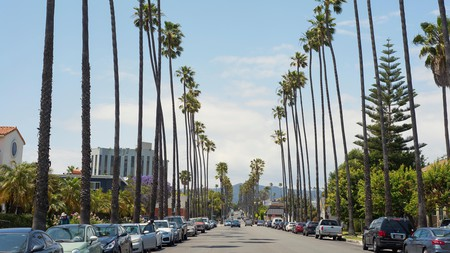 LA's hotspots are within reach at the city's best hostels
