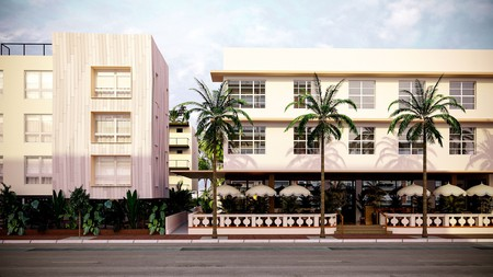 A variety of excellent budget-friendly hotels can be found in Miami Beach