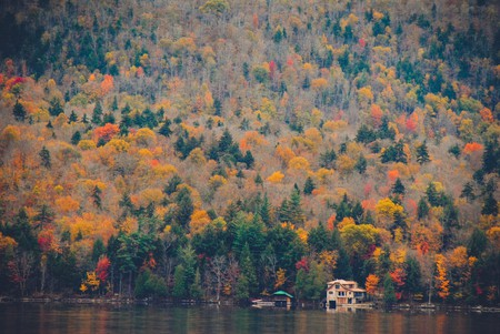 The Adirondacks, in upstate New York, are all about getting back to nature and enjoying the views