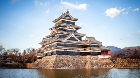 Matsumoto Castle, in Nagano, is one of many sites of cultural significance in Japan