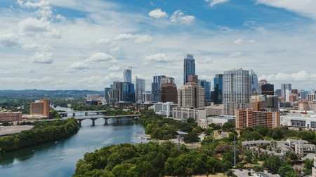 Where will you stay on your trip to Austin, Texas?