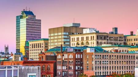 Worcester is the second-biggest city in Massachusetts