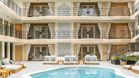 Enjoy the perfect L.A. weather from your own private balcony