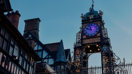 Whisk your loved one away to Chester for romantic break