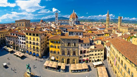 Take in Florence's breathtaking views during your stay