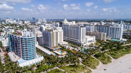 Miami Beach is one of the top locations in Florida with family-friendly places to stay